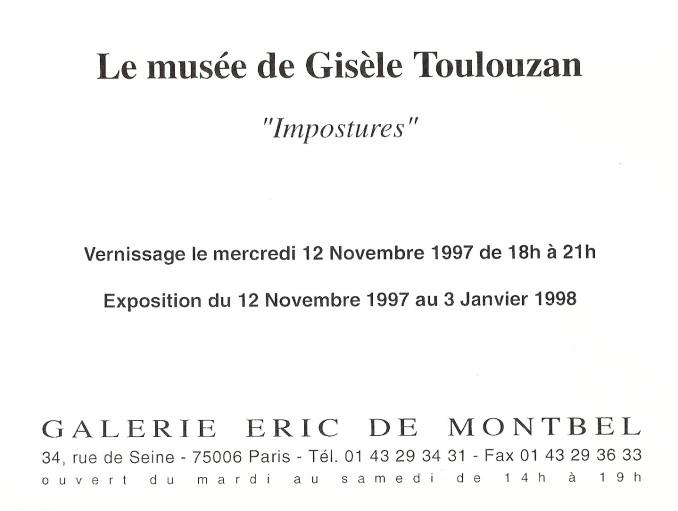 1997.carton ERic de Montbel