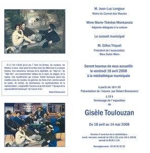 2008. Le Cannet des Maures
