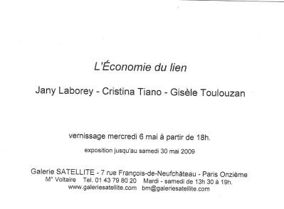 2009terL'économie du lien