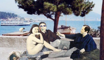 Bruno Marie et Gisèle Toulouzan à Ta